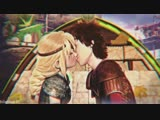 Astrid and Hiccup Vine
