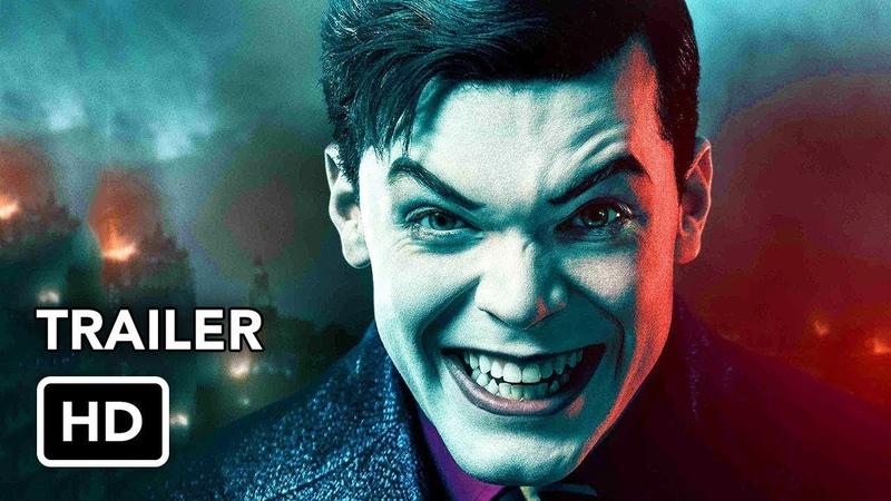 Gotham Season 5 Jeremiah Chemical Green Band Movie Trailer (HD)