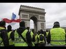 Neue Gelbwesten-Proteste in Paris trotz Demo-Verbote an wichtigen Plätzen