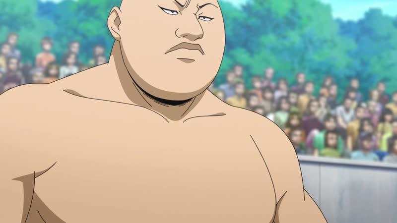 Hinomaruzumou 7 серия русская озвучка Xelenum Сумо Хиномару 07