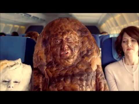 Американская Реклама Орбит - старая и новая