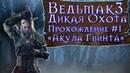 Ведьмак 3 Дикая Охота Прохождение 1 Акула Гвинта PS4