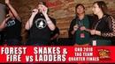 Forest Fire vs Snakes Ladders GNB 2018 Tag Team Quarter Finals