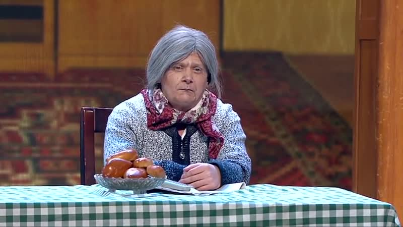 Коллекторы угрожают бабушке Василия Вирастюка _ Дизель шоу новый выпуск 2017 рос