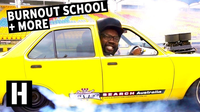 Hert Goes to Burnout School, Project Car Updates, and a Tour of JDM Heaven!