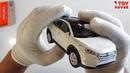 Распаковка машинок Обзор масштабной модели автомобиля Hyundai Tucson Хендай Туссан
