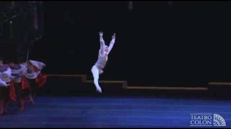 Corsaire 3, Muzyca, Fernandez, Peredo Aguirre, Iglesias, Velazquez, Trabalon, Teatro Colón 2018