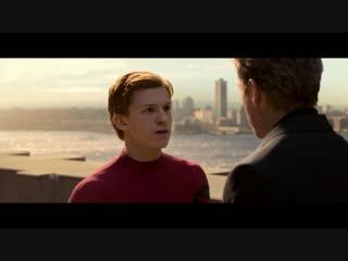 starker vine | tony stark x peter parker | iron man x spider-man | marvel
