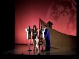 Театральный спектакль по мотивам биографии Лорки