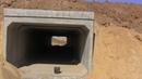 Западный подземный туннель ж-д подходы Керчь. Засыпан.