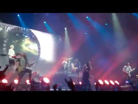 Within Temptation - Paradise (What about Us?) (live at Moscow, 18.10.2018)