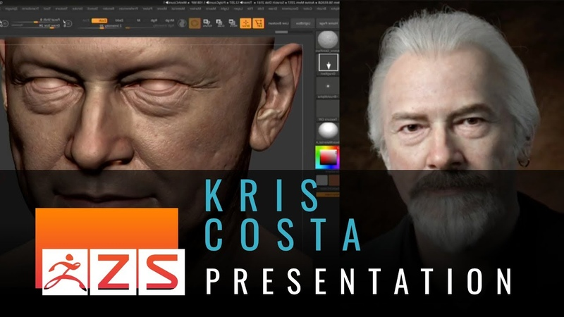 Realistic Portraiture with Kris Costa