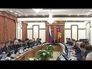 Глава Краснодарского края провел традиционный Час контроля