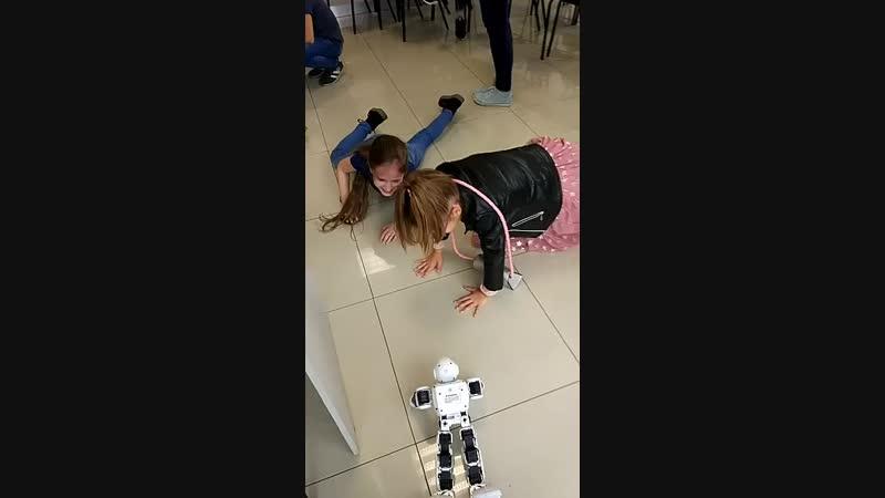 Танцы с Альфа 2