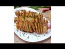 Картофель на шпажках с сыром   Больше рецептов в группе Кулинарные Рецепты