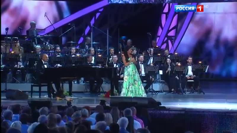 Anna Netrebko Yusif Eyvazov One love 2016