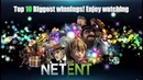 💎Netent ★★ TOP 10 JACKPOTS ONLINE SLOTS ★★ Biggest winnings! Enjoy watching