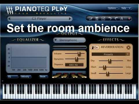 Pianoteq STAGE v6 Introduction