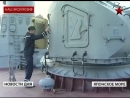 Противокорабельная ракета Москит поразила мишень Antiship missile Moskit fire
