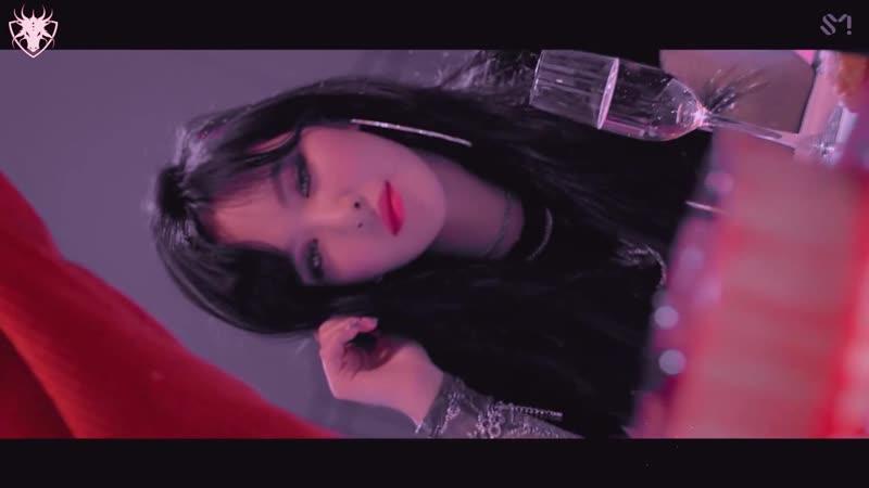 Red Velvet Cool Hot Sweet Love