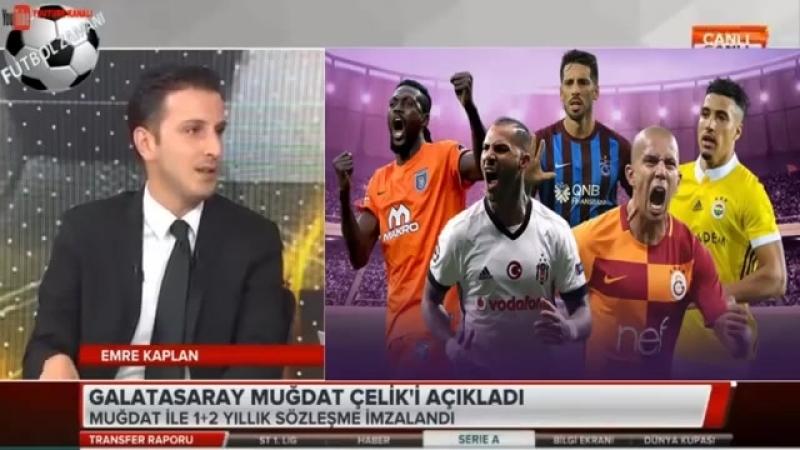 Transfer Raporu 28 Haziran 2018 Fenerbahçe Galatasaray Beşiktaş Yorumları