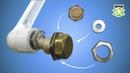 Замена эксцентрика смесителя или замена смесителя ванной