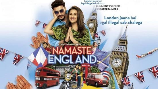 Namaste England Torrent