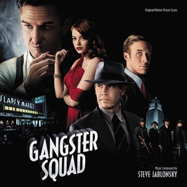 Steve Jablonsky альбом Gangster Squad