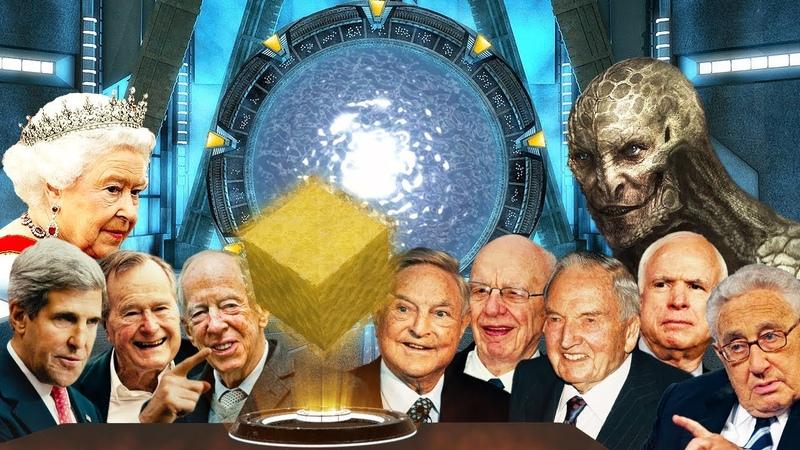 Альцион Плеяды 42 (С АУДИО): Резонанс Шумана, Звездные порталы, Looking Glass, Брексит