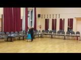 Федор и Ксения готовы к покорению танцевальных вершин в этом сезоне