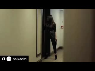 Halka 🎬 Müjde Akay✨ Hande Erçel, Serkan Cayoglu, Kaan Yildirim