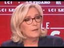 M. Le Pen : Macron s'est pris une veste jaune