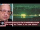 ★ Un initié de la Zone 51 parle des Extraterrestres de la Porte des étoiles et du Cube d'Orion