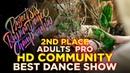 HD COMMUNITY, 2ND PLACE   BEST DANCE SHOW ★ RDC18 ★ Project818 Russian Dance Championship ★