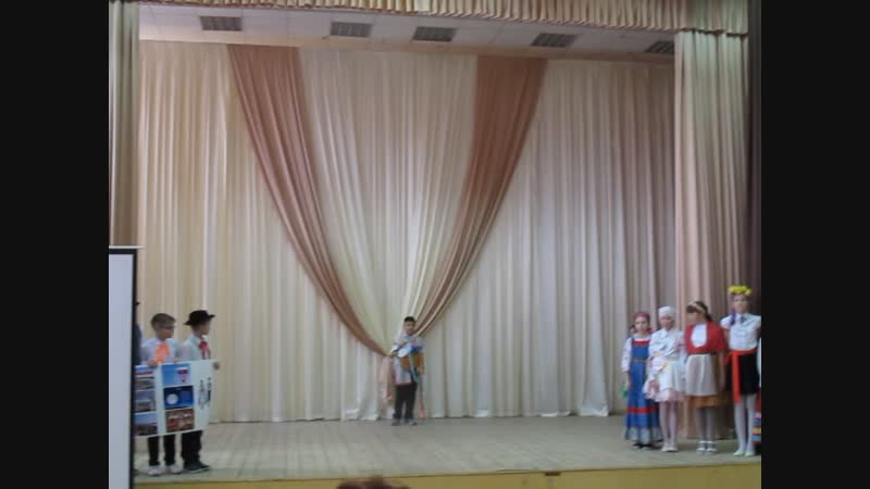 4Г на Фестивале Дружба народов представляет Словакию