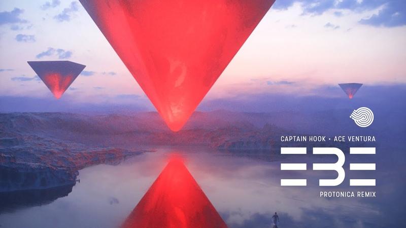 Captain Hook Ace Ventura - E.B.E. (Protonica Remix)