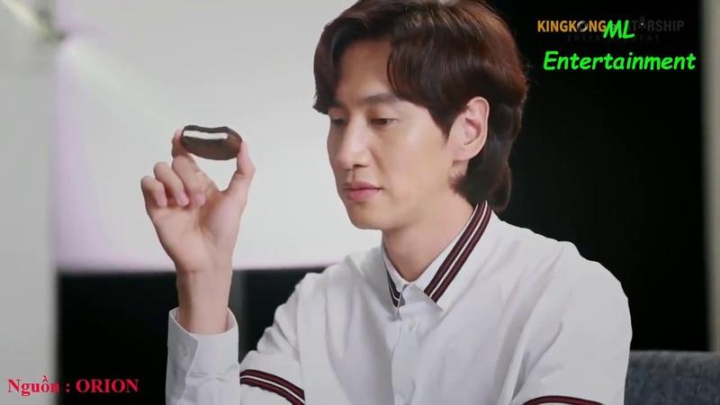 Hậu trường quảng cáo Chocopie của Lee Kwang Soo | Lee Kwang Soo nói tiếng Việt | ML Entertainment