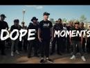 Dope Moments - Amazing KRUMP Dance Rounds of 2K18
