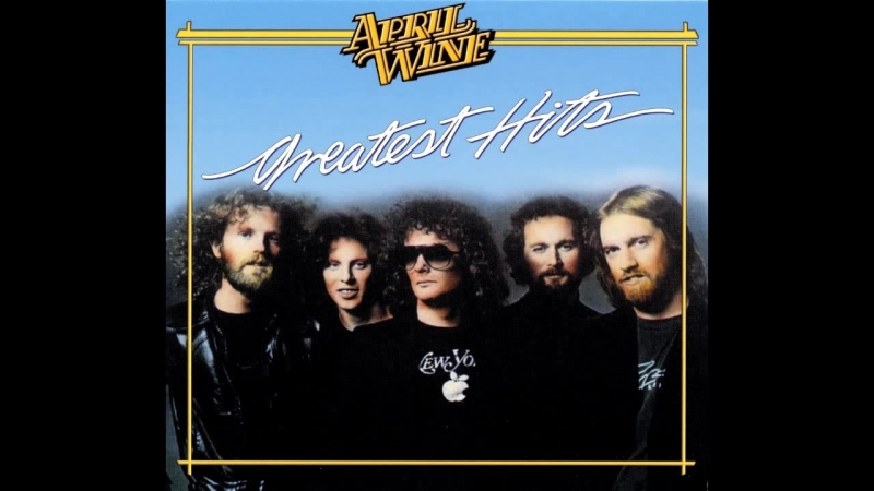 Im On Fire For You, Baby - April Wine