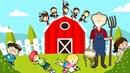 Детские песенки - Сборник Новых Серии - Обучающий Мультфильм 4