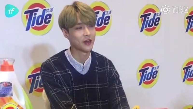 180915 Tide Event group media interview