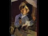 Марина Цветаева - Магдалина... (поет Елена Фролова, иллюстрации Илья Репин)