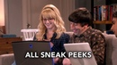 The Big Bang Theory 12x09 All Sneak Peeks The Citation Negation (HD)