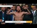 В сети обсуждают видео с участием боксера Сауля Альвареса