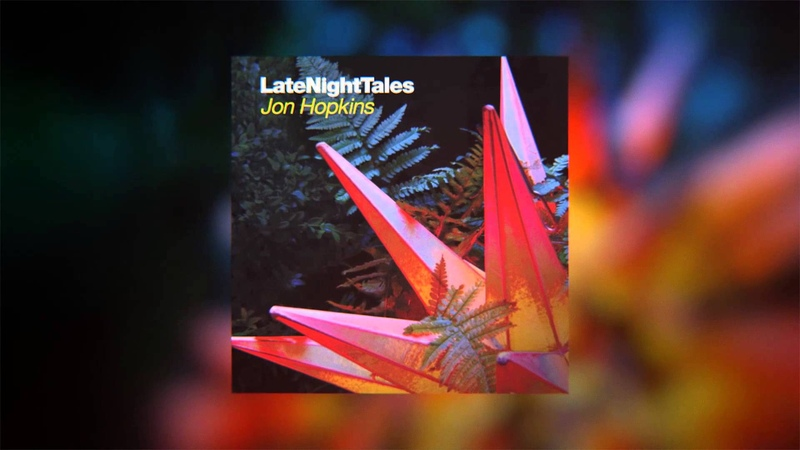Teebs - Verbena Tea with Rebekah Raff (Late Night Tales: Jon Hopkins)