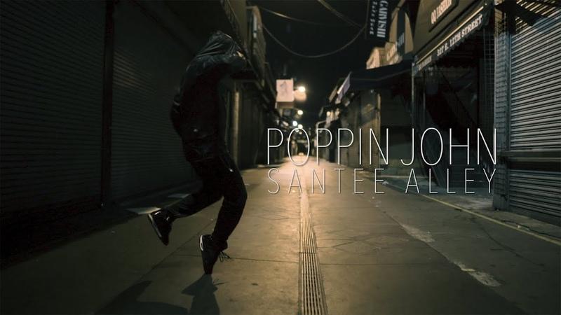 SANTEE ALLEY | POPPIN JOHN | A SHORT BY DAVID JAVIER