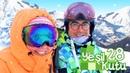 Barbie ile kayak merkezine! Spiderman karda mahsur kalmış. Yeşil kutu 28