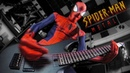 Spider Man theme song metal cover by Leo Moracchioli