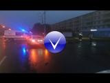 ДТП на перекрёстке ул. Дружбы и Молодёжной.