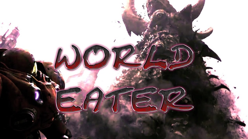 STARCRAFT MUSIC VIDEO WORLD EATER by BOLT THROWER